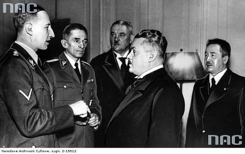 Click image for larger version.  Name:Reinhard Heydrich Karl-Hermann Frank Jaroslaw Krejci.jpg Views:924 Size:61.0 KB ID:708720