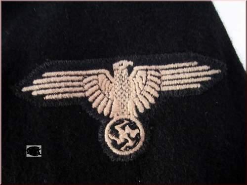 SS Panzer Wrap?