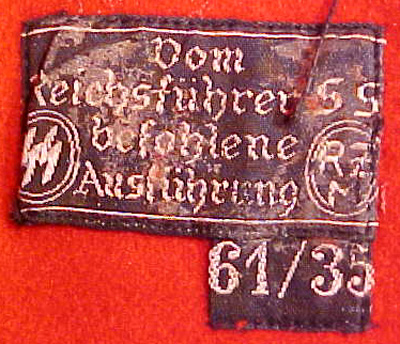 SS Armband 61/35