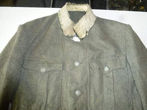 SS tunic