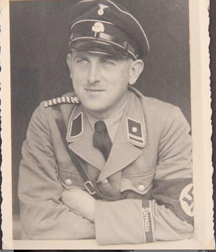 Juli 1934 Putsch, Oesterreich/  SS-SA Austria against the Dollfuss Staendestaat