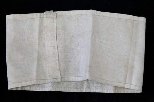 DRK Deutsches Rotes Kreuz SS armband