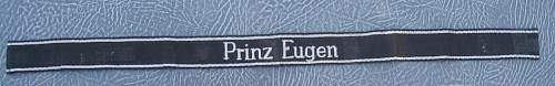 Prinz Eugen  RZM  CT