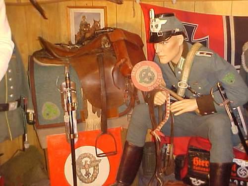 Mounted Polizei