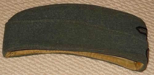 SS Overseas hat