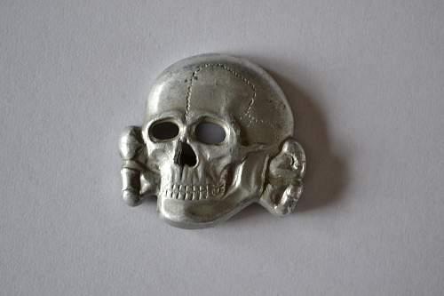 SS Zimmerman Totenkopf 499/41