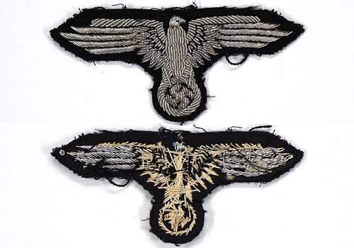 Bouillon SS eagle, real?