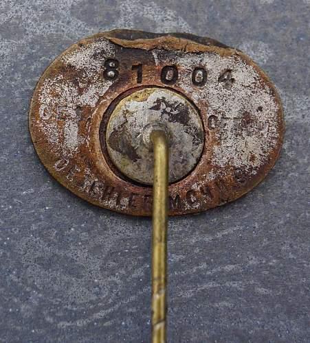 SS stick pin