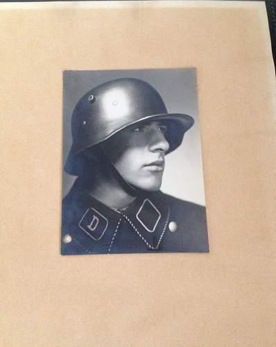 Dachau  portrait, courtesy Delich & Bunde