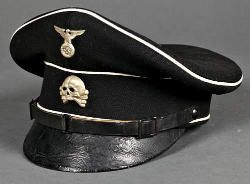 Types Materials for SS Visor Hats
