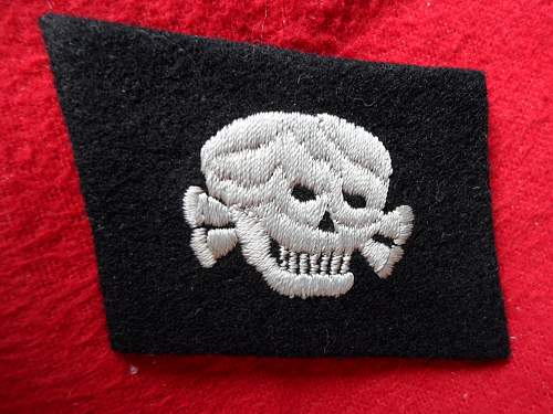Totenkopf tab: new acquisition for review