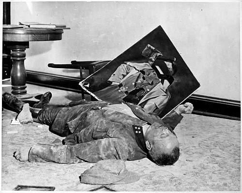 Waffen SS sleeve eagle