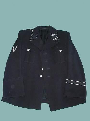 Black SS tunics aplenty- LAH and TK