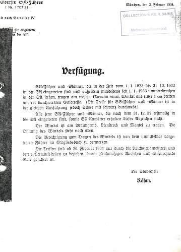 Delich treasures, the Alter Kaempfer Winkel...