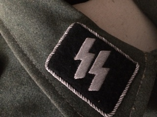 Late war SS tunic