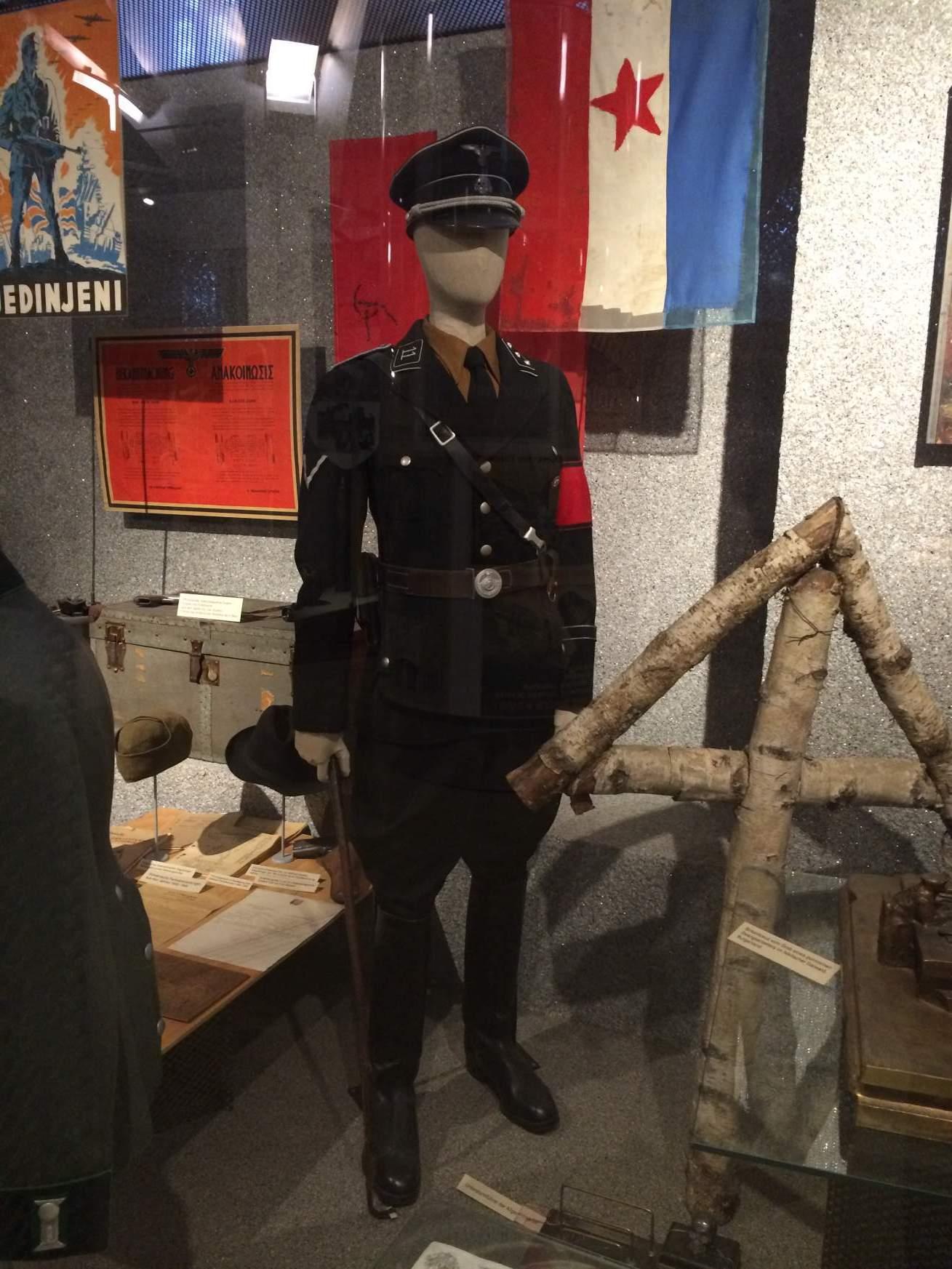 Schwarze Ss Uniform