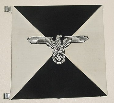 Himmler's Vehicle Flag