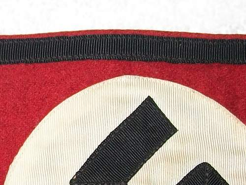 SS armband and flags?