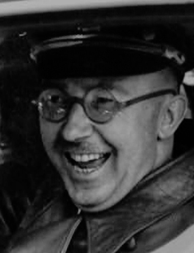 Image result for heinrich himmler smile