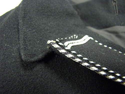 Todays purchases! SS Collar tabs!