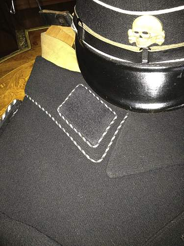Collar Tab SS ? real or fake ...many thanks !!!