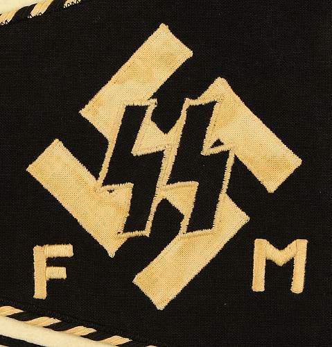 SS / F-M & B-L  Pennants...