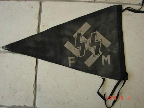 SS FM Pennant - For Your Review