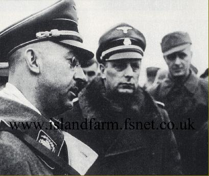 Himmler and his satraps in fur