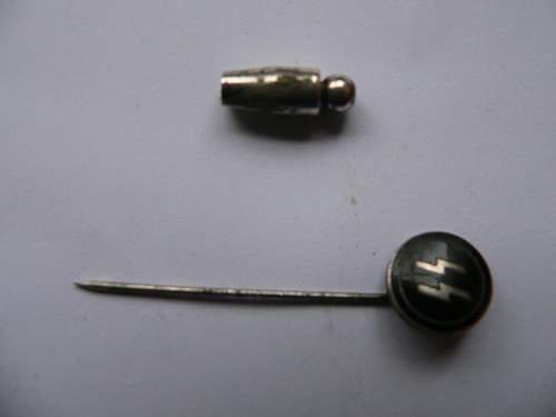 SS stickpin