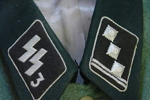 Collar Tabs with cypher