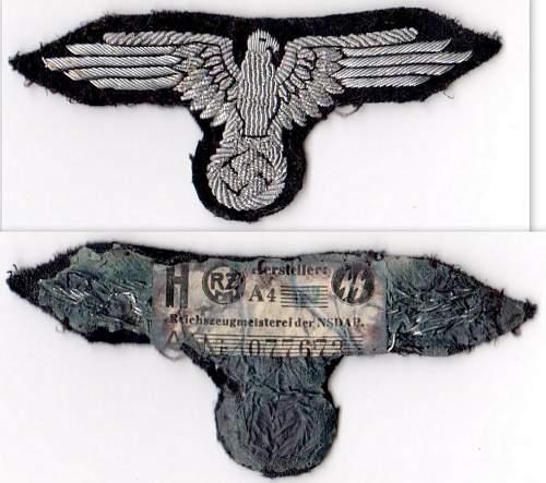 SS bullion eagle - any chance?