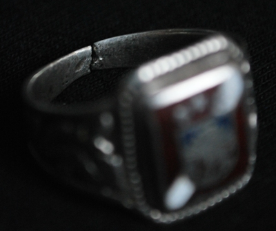 Latvian SS Volunteer Ring