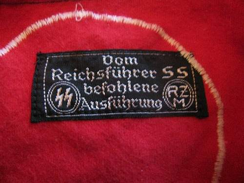 Another SS Armband thread