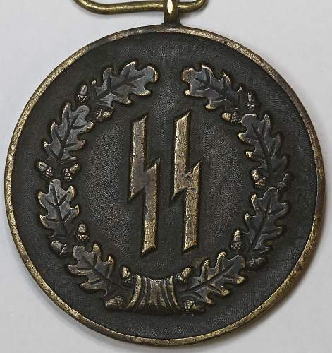 4 Year SS Medal Opinions