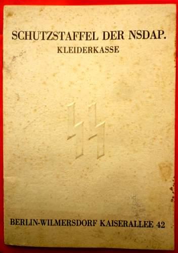schwarze SS Fuehrermuetzer, ex a famous collection.