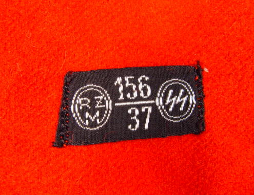 SS wool armband w/ cloth tag (possible fake)