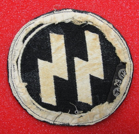 SS Sports Patch Cloth Tag Variations