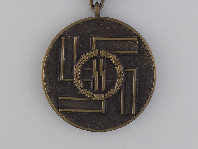 SS 8 -Year Service Medals