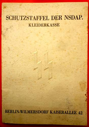Kleiderkassen in the news.