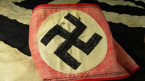 Cotton SS Armband