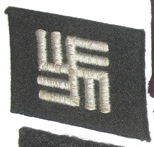 Click image for larger version.  Name:KZ collar tab front.JPG Views:22 Size:150.1 KB ID:815830
