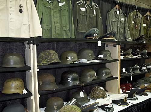 SS Uniform up for Auction