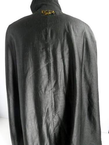 Thoughts SS CAPE