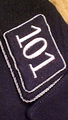 SS Officer's armband for review