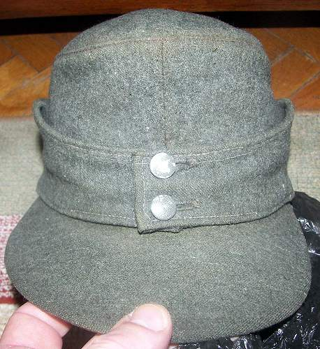 SS M43 Cap?