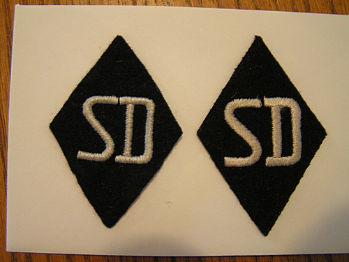 S d diamonds