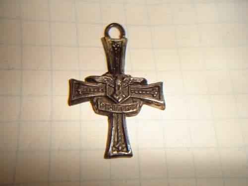 Stallingrad cross