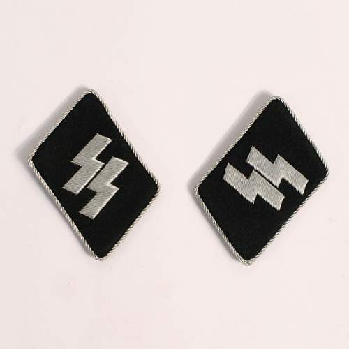 Click image for larger version.  Name:SS-Double-Runes-Officers-Collar-Tabs-100215.JPG Views:75 Size:63.2 KB ID:846955