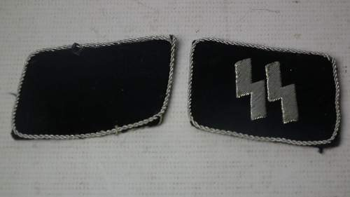 SS collar tabs - Original?