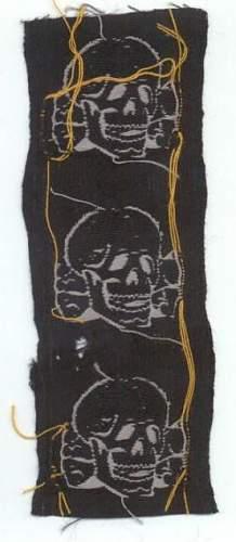 Cloth Cap Skull